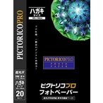 PICTORICO プロフォトペーパー 超光沢 ハガキサイズ 20枚 PPR200-HG/20