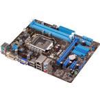 ASUS Intel H61 搭載 マザーボード LGA1155対応 H61M-K VGA/DVI-D