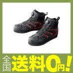 シマノ(SHIMANO) ドライシールド・3Dカットピンフェルトシューズ(ハイカットタイプ) FS-085P ブラック 29
