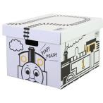 Kikka for mother 収納ボックス きかんしゃトーマス ぬりえもできる フタ付きボックス KT00005-1