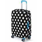 (ナチュシー) NatuSe スーツケース キャリーバッグ カバー 旅行 伸縮 素材 トランク 保護 汚れ 傷 防止 無地 (