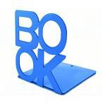 A-SZCXTOP 創意的なブックエンド book本立て 3色