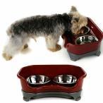 iikuru 犬 食器 スタンド こぼれにくい 犬用 食器台 いぬ 皿 食べこぼし 防止 猫 餌入れ 猫用 水入れ ペット ねこ