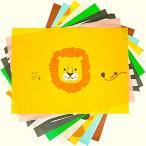 動物ラッピングペーパー 包装紙 ランチョンマット おうち時間 可愛い 誕生日 パーティー グッズ プチギフト