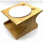 猫 ペット ボウル えさ皿 ダイニングテーブル 食台 キャットフード スタンド 水 健康な食事 ペットボウル ご