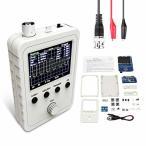 2.4インチ TFT デジタル オシロスコープ DSO150 15001Kデジタル電子オシロスコープキット、収納付きDIYキット1MSa/ s