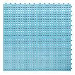 うさぎ すのこ プラスチック 休息マット ラビット ケージ マット 小動物 4枚セット 樹脂 丸穴 (空)