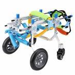 犬用車椅子 YOUTHINK 犬用補助器具 ドッグウォーカー 4輪 歩行補助 リハビリカート ウォークアシスタント 子猫