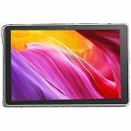 Dragon Touch max10/Dragon Touch NotePad K10 10.1インチ ケース - TPUシリコン カバー 耐衝撃 半クリア全面保護 スリムフィ