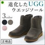 UGG ブーツ レディース ムートン クラッシック スリム ミニ ウェッジソール