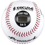 サクライ貿易(SAKURAI) プロマーク 速球王子 野球 投球練習 スピード測定 LB-990BCA