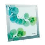 X RAY ガラス アート ユーカリ Mサイズ XR-05010