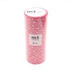mt マスキングテープ 8P ハート・スポット MT08D331 テープ マスキングテープ