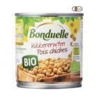 ボンデュエール 有機ひよこ豆 150g 12個セット G7-01 缶詰 ひよこ豆