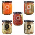 ノースファームストック 北海道ピクルス5種 (ミックス野菜/北海道豆)×6 (長いも/ミニトマト/キャロット)×4 野菜