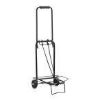 スチールフレームカート Steel frame cart 台車 荷台 カート 59028 ブラック ブラック