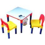 リトルプリンセス ブロックプレイ おえかきテーブル チェア 1セット