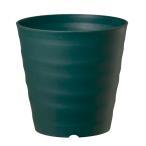 (ACTOR) 鉢・プランター フレグラーポット 30型 大きめサイズ ダークグリーン 奥行30×高さ30×幅30cm