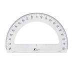 ショッピング円 分度器180度15cm半円 シンワ 測定具 その他測定具