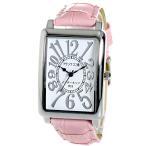 フランク三浦 インターネッツ別注 メンズ 腕時計 FM01IT-SVPK ホワイト/ピンク 【ネット限定】 ホワイト