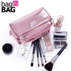 bag IN BAG かわいい 小物入れ 化粧ポーチ バッグ 多機能 ポータブル メイクアップバッグ 大小セット ksbg005
