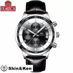 わけあり セール 腕時計 メンズ ウォッチ レディース 時計 人気 ブランド 電池時計 OLMECA mtk02