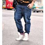 ジーンズ メンズ デニム パンツ JEANS ダメージ加工 大きいサイズ ジーパン PENNY PEI ppdem007
