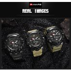 PANARS わけあり メンズ 腕時計 スポーツウォッチ 時計 人気 ブランド プール 水泳 スイマー ptok901
