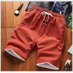在庫限り ハーフパンツ メンズ ショートパンツ 綿パン カジュアル ボトムス メンズファッション コーディネート 大人 夏 夏物 アメカジ ptu01