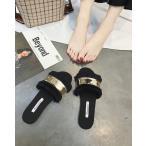 サンダル レディース おしゃれ ファッション ビーチ スリッパ 夏 女性 フラットタイプ デザイン サンダル rsdr002