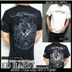 エドハーディー Tシャツ メンズ ED HARDY 半袖 刺繍/スカル