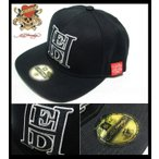 エドハーディー キャップ メンズ ED HARDY 刺繍/ロゴ 野球帽 ブラック