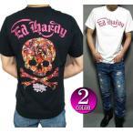 エドハーディー Tシャツ メンズ ED HARDY 半袖 13スカル