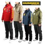 ハマー 防水 防寒 レインスーツ 上下セット HUMMER HM-3600 【$ 合羽 アウトドアブルゾン 防寒ウェア レインウェア ハマー 長靴】