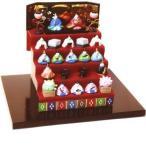 Yahoo!新未来創造ビリー ドールハウスキット 6622 ミニミニひな人形5段飾りキット【お取り寄せ商品】【ひな祭り、雛人形、雛飾り、桃の節句】