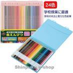 レイメイ藤井 先生オススメ (RE141/RE142) 色鉛筆24色  Z