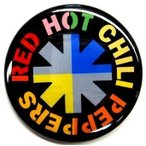 Other - 缶バッジ RED HOT CHILIPEPPERS 38mm ピンバッジ