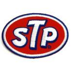 アイロンワッペン  ワッペン 車・バイク(タイヤ・オイル・その他)ワッペン 刺繍ワッペン STP アイロンで貼れるワッペン