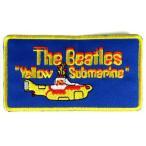 アイロンワッペン  ロック バンド 音楽(バンド) ワッペン 刺繍ワッペン Beatles ビートルズ アイロンで貼れるワッペン