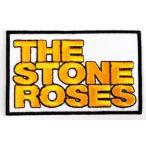 アイロンワッペン  ロック バンド 音楽(バンド) ワッペン 刺繍ワッペン THE STONE ROSES アイロンで貼れるワッペン
