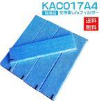 空気清浄機 フィルター ダイキン KAC017A4 空気清浄機交換用プリーツフィルター 光触媒フィルター 集塵フィルター kac017a4 kac006a4の後継品  5枚入 互換品