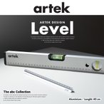 ●●【artek/アルテック】LEVEL 水準器 abc collection/家具設置/水平/北欧/フィンランド/ドイツ//計測器/シンプル