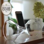 ■■HOLMEGAARD ホルムガード Urania ウラニア clear クリア acustic sound amplifier by Aric Snee デンマーク/i phone/アイフォン/スピーカー
