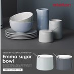 ●●STELTON ステルトン  Emma エマ Suger Bowl シュガーボウル  シュガーポット砂糖 珈琲 紅茶 磁器 キッチン 食器