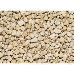 英国化粧砂利 コッツクラッシュ(石灰石) 天然石 サンプル約900g