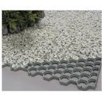 グラベルグリッド 芝生・砂利の保護材 仕切り枠 10枚組