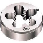 OSG ねじ切り丸ダイス 50径 M22X1.5 RD-50-M22X1.5