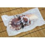 魚 北海道 知床産 たこ 足 刺身 浜茹で 400〜490g 1本 タコ ギフト