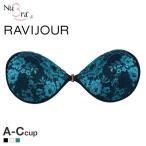 【送料無料】 (ラヴィジュール)Ravijour ティントレース ヌーブラ 単品 総レース