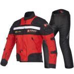 DUHANバイクジャケット パンツ 2点セット 上下セット 春 秋 冬ライダースジャケット バイクウェアセット 3シーズン  レーシング  防風ナイロンジャケット